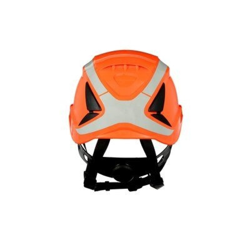 3M™ SecureFit™ Safety Helmet, X5007X-ANSI,  Orange (Case of 4)
