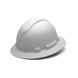 Pyramex HP54116 Ridgeline Hard Hat One Size White Graphite Color (1 EA)