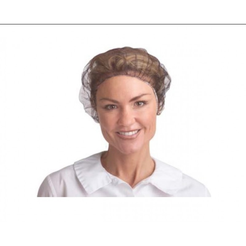 "Cordova 21"" Hairnet White Color (1000 Per Case)"