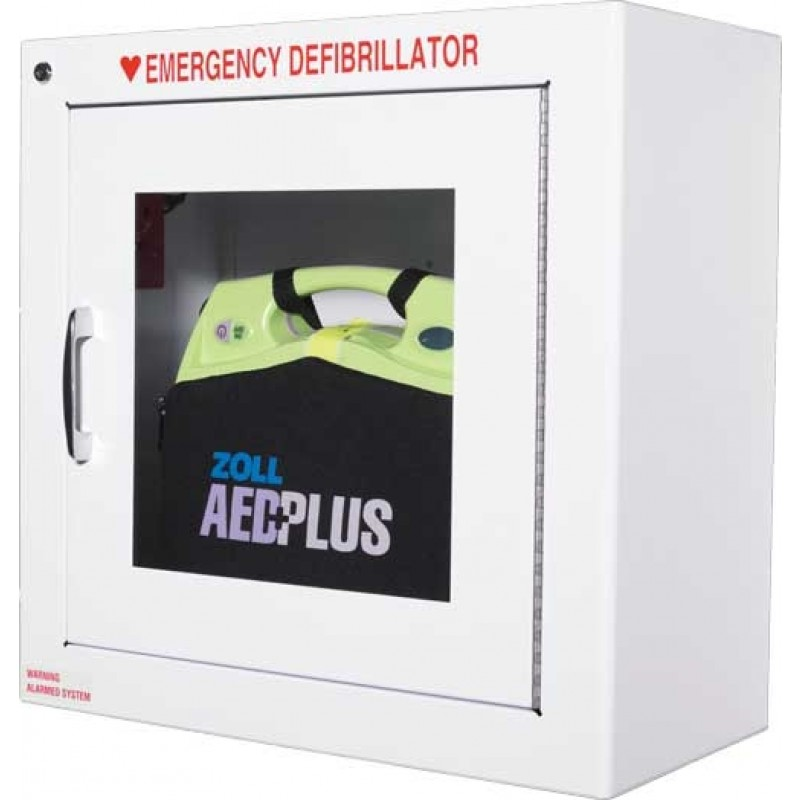 sc 1 st  Enviro Safety Products & Zoll 9-inch Standard Wall Cabinet (1 Each)