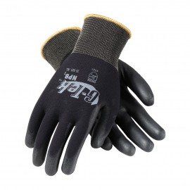 G-Tek NPB2 Heavy Weight Extra Thick Polyurethane Coated Grip Glove