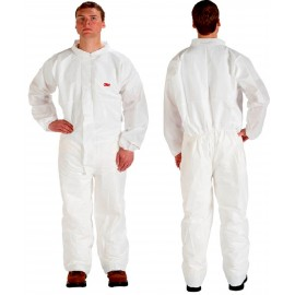 3M Disposable Protective Coverall Safety Work Wear 4510CS-BLK-M 25 EA/Case