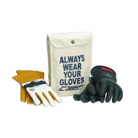Class 0 Rubber Insulated Glove Kit