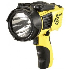 Streamlight Waypoint Rechargeable Spotlight Yellow Lithium Ion 120V AC