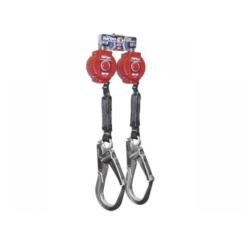 Honeywell MFLB-4-Z7/6FT Miller Twin Turbo Fall Protection System