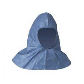Kimberly Clark Kleenguard A60 ULTRA Bloodborne Pathogen & Chemical Splash Protection Hood 100/Case