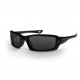 Radians M6A Smoke Black Safety Glasses 12 PR/Box