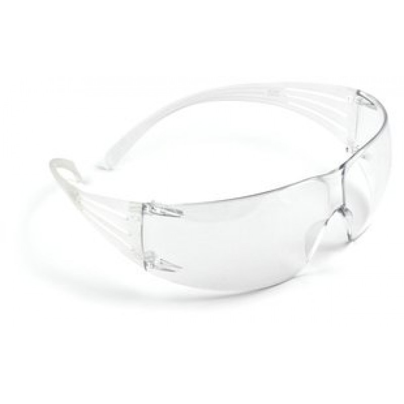 3M™ SecureFit™ Protective Eyewear SF201AF, Clear Lens, 20 EA/Case