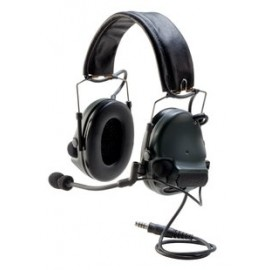 3M Peltor ComTac single Downlead Split Audio Headset MT17H682FB-49 FG