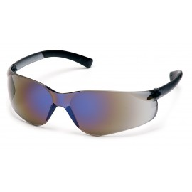 Pyramex Ztek Blue Mirror Frame/Blue Mirror Lens 1 Pair