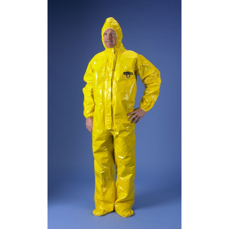 Lakeland 41165 ChemMax 4 Coverall 6/Case