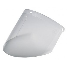 3M™ Clear Polycarbonate Faceshield WP96, 82701-00000, Molded 10 EA/Case