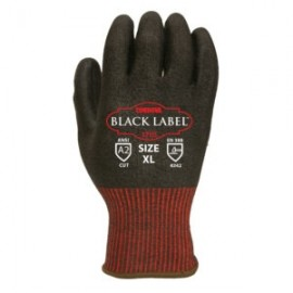 Cordova 3705 Black Label Work Glove A2 Cut Level (1 Pair)