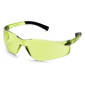 Pyramex Safety - Ztek - Pale Green Frame/IR 1.5 Pale Green Lens Polycarbonate Safety Glasses - 12 / BX