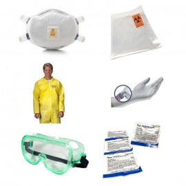 Refill Kit for Fentanyl First Responder Safety Kit