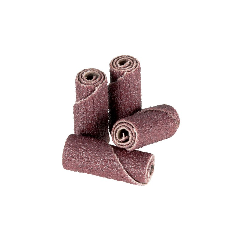 Standard Abrasives™ A/O Straight Cartridge Roll 705196, 3/8 in x 1 in x 1/8 in 60, 100 per case