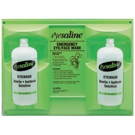 Fendall Wall Eye Wash Station-Double 32 oz. Bottles