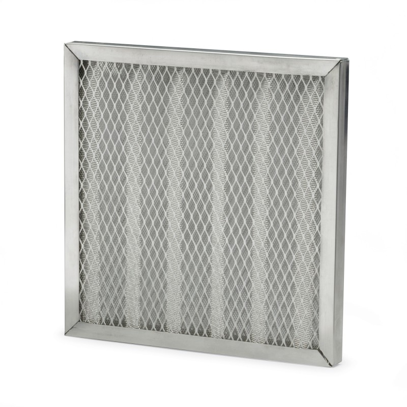 Allegro Portable Fume Extractor Replacement Specialty Aluminum Mesh Pre-Filter - 1 Unit