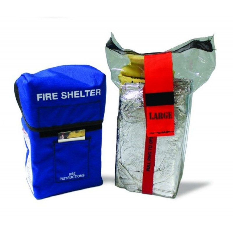 Anchor Industries New Generation Fire Shelter, Large Size