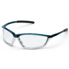 MCR Shock Safety Glasses Clear Anti-Fog Lens 1/DZ