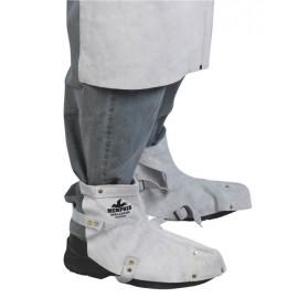 Memphis Welding Leather Apparel - Welding Shoe Protector 38505MW