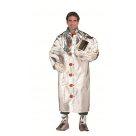 "17oz Aluminized Carbon Kevlar® 50"" Coat"
