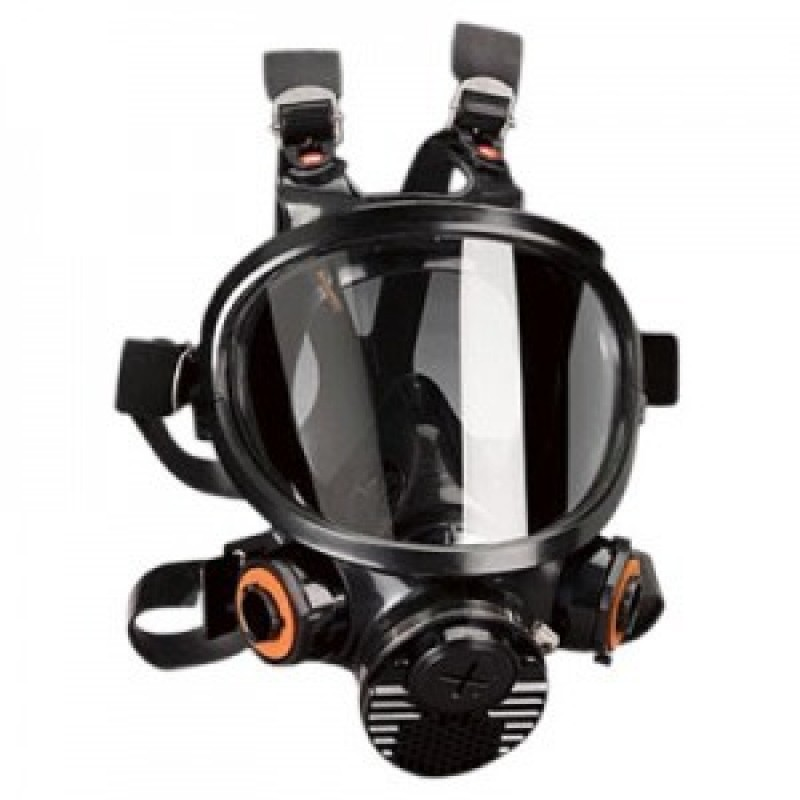 3m full face respirator mask with filters
