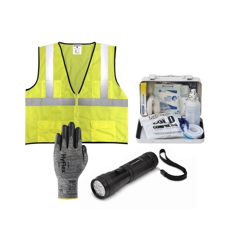 DSP 10 Employee Safety Pack