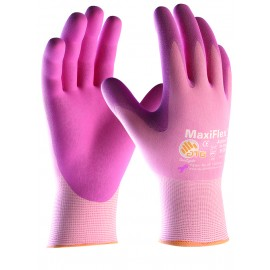 ATG MaxiFlex Active Palm Coating Ultra Sensative 0.9mm Coating Glove
