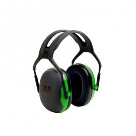 3M Peltor Over-The-Head Earmuffs X1A