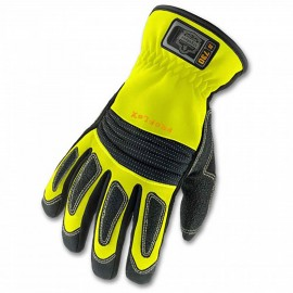 730 Fire & Rescue 9in Lime Glove - 2X