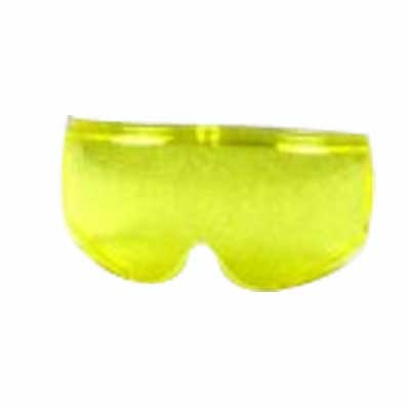 Uvex Stealth Goggle Replacement Lens-Amber