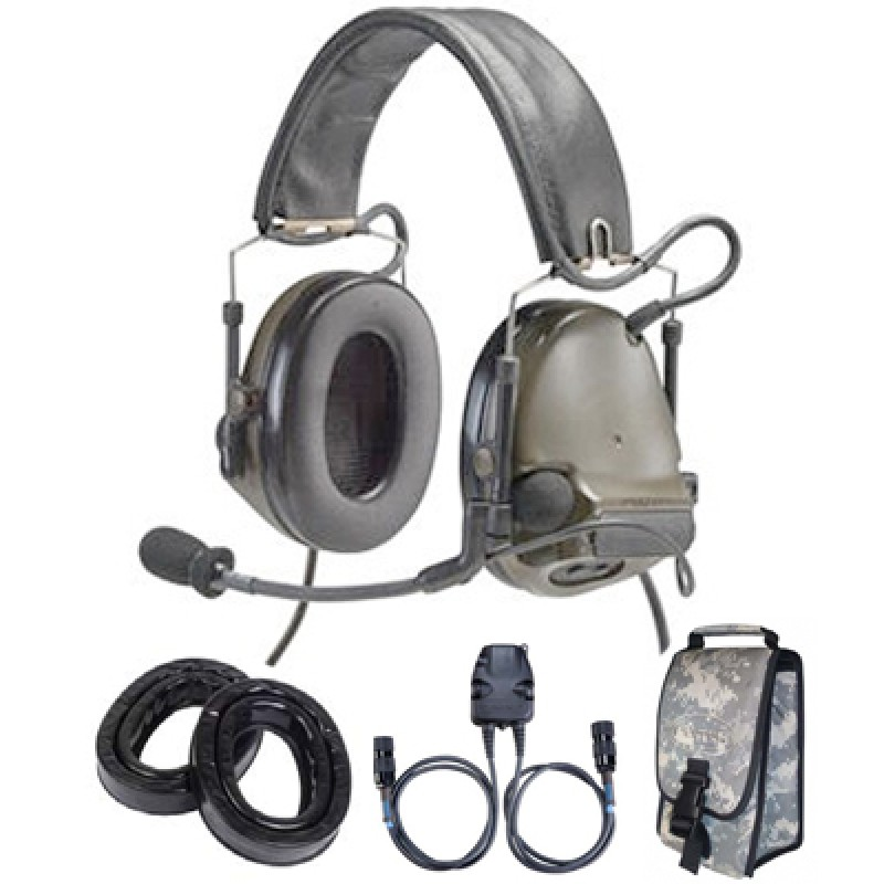 Peltor ComTac III ACH Headset Kit 88064-00000
