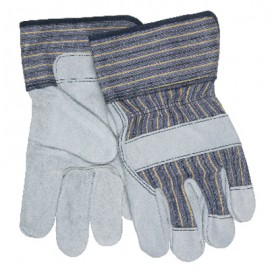 MCR 1400 Select Split Leather Palm Gloves (1 DZ)