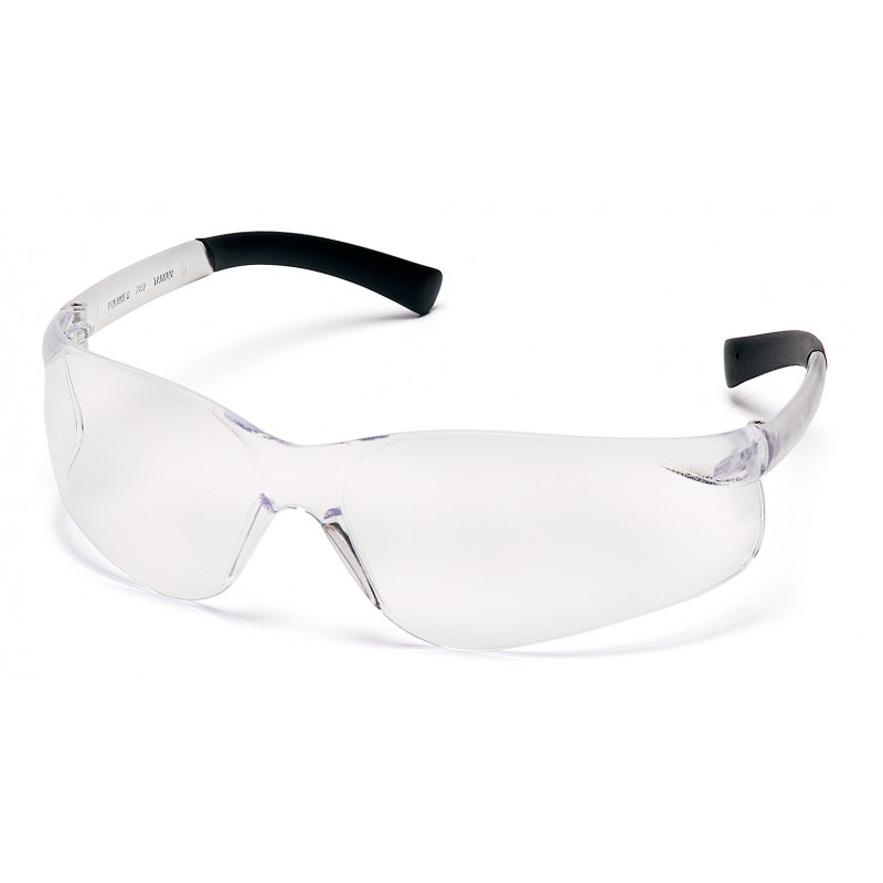 Pyramex Safety - Ztek - Clear Frame/Clear Anti -Fog Lens Polycarbonate Safety Glasses - 12 / BX