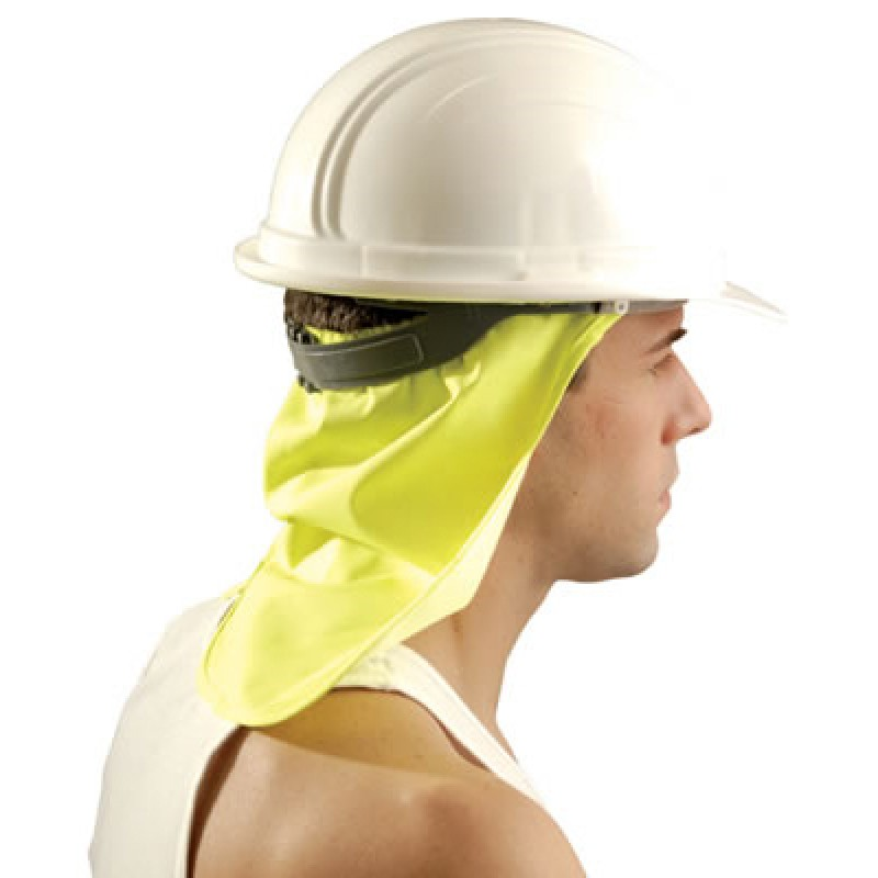 Hard Hat Sweatband with Neckshade