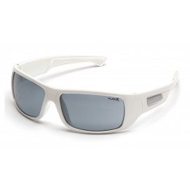 Pyramex  Furix  White Frame/Gray AntiFog  Safety Glasses  12/BX
