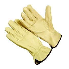 Hi-Vis Unlined Driver Glove - Small 12 Pairs