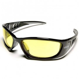 Edge Baretti Safety Glasses - Yellow Lens