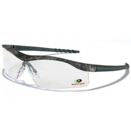 MCR Dallas Safety Glasses  Clear Lens