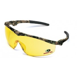 MCR Storm Safety Glasses Amber Lens 1/DZ