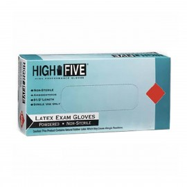Latex Exam Glove-Small 100/Box