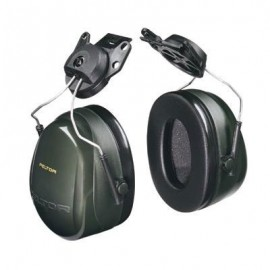 3M™ PELTOR™ Optime™ 101 Cap-Mount Earmuffs H7P3E
