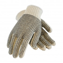 Seamless Knit with Double-Sided PVC Grip Glove - 7 Gauge (1 DZ)