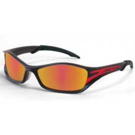 MCR Tribal Safety SunglassesFire Mirror Lens 1/DZ