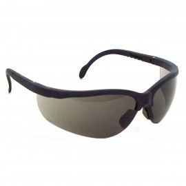 Radians Journey Smoke AntiFog Safety Glasses 12 PR/Box