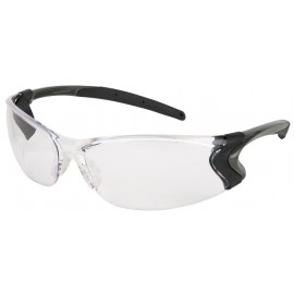 MCR BD110PF Safety Glasses Backdraft Clear Lens MAX6 Anti-Fog (1 DZ)