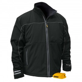 DEWALT® DCHJ072B Unisex Heated Lightweight Soft Shell Jacket