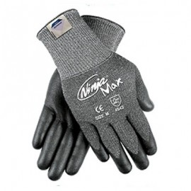 MCR Ninja Max N9676G Gloves with Nitrile Coating (1 PR)