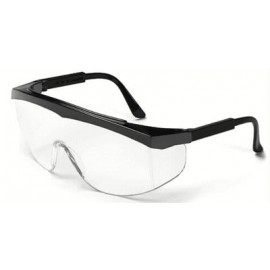 MCR Stratos Safety Glasses Clear Lens 12 Pairs